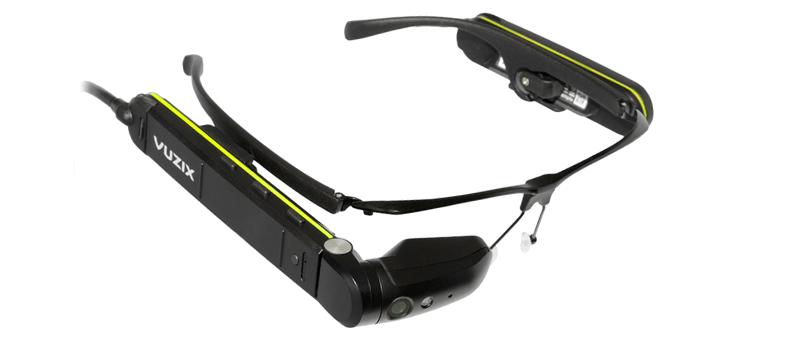 Heads Up!  A Look at the Vuzix M300